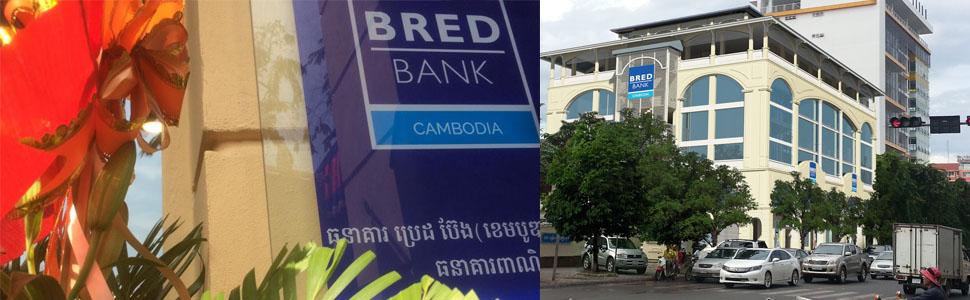 BRED Bank (Cambodia) Plc.,