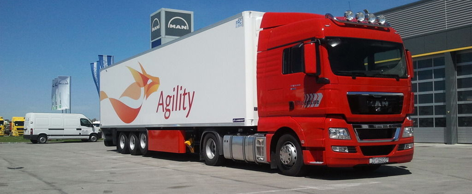 Agility Logistics Limited