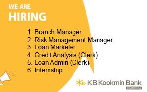 Kookmin Bank Cambodia Plc