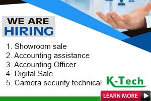 K-Tech Electronic Online Store